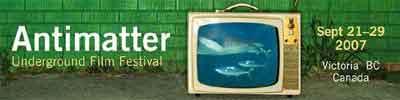 Antimatter Underground Film Festival