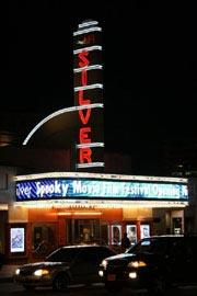 AFI Silver Theatre exterior