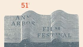 Logo for the 2013 Ann Arbor Film Festival