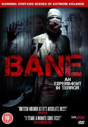 Bane UK DVD cover