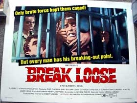 Break Loose movie poster