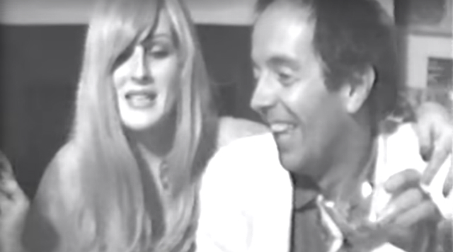 Candy Darling and Taylor Mead star in Anton Perich's Candy and Daddy