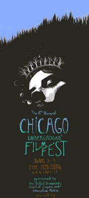 2011 Chicago Underground Film Festival