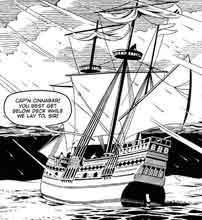 Colonia ship