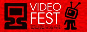 2012 Dallas Video Fest logo