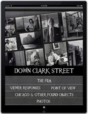 Film stills from the movie Down Clark Street