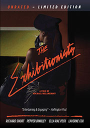 DVD cover for The Exhibitionists