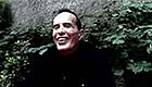 Kenneth Anger smiling