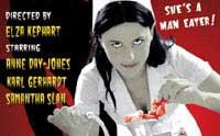 Nurse grinding meat