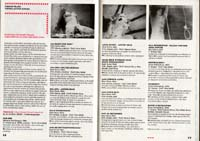 Film festival program scan featuring work of Kurt Kren