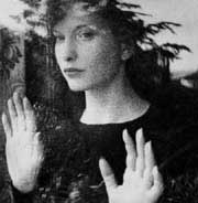 Maya Deren in Meshes of the Afternoon