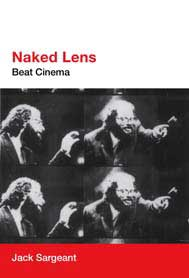 Book cover featuring photographs of Allen Ginsberg