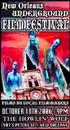 New Orleans Underground Film Festival