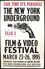 New York Underground Film Festival 1995