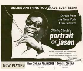 Portrait of Jason movie poster