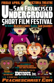 San Francisco Underground Short Film Festival