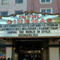 Exterior marquee for Shattuck Cinemas