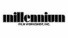 Text logo for the Millennium Film Workshop