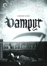 DVD cover featuring a B&W photo of a woman lying down