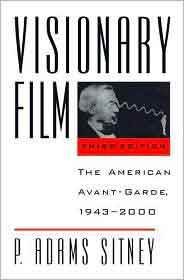 Book cover for Visionary Film, the 3rd edition