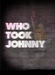 Movie poster featuring Johnny Gosch