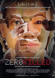 Movie poster for the documentary Zero Killed